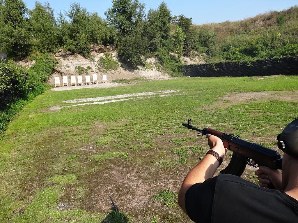 SHOOTING RANGE :: SHOOTING RANGE PRAGUE