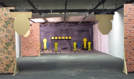 Indoor shooting range Prague - TRAINING ZONE - ONLY FOR OWNERS OF CZECH GUN LICENCE