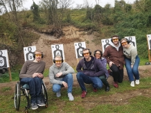 Prague shooting event - We have strong experience to assist WHEELCHAIRS
